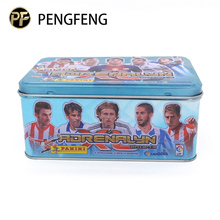 wholesale custom made printed gift tin box