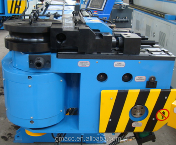 semi-auto steel Pipe Bending Machine with CE certificate GM-SB-63NCB