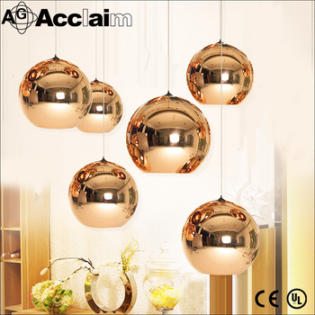 China Supplier Wholesale Blue Color LED Hand Blown Glass Chandelier For Restaurants