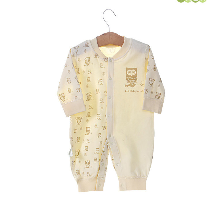 Wholesale new Custom boneless sawing cotton baby girl clothes newborn jumsuit