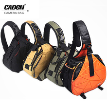 2017 Outdoor sports hiking Fashion Waterproof dslr sling Camera Bag
