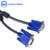 OEM Computer HD VGA Cable ,  Male to Male Monitor HD 15 Pin D Sub VGA Cable