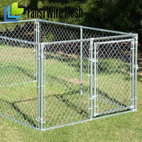 Large Animal cage metal dog cage factory wholesale