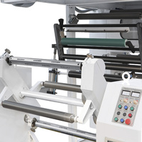 Non woven dry laminating machine