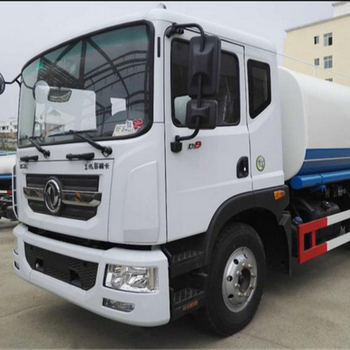 11000L cleaning water spray truck with good quality for sale