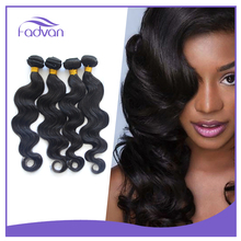 Cheap price 30inch 100 grams black body wave double weft double drawn virgin Remy hair shipping to Australia