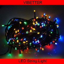 wholesale alibaba china led ring lights/led string light for Christmas & Halloween Decoration/led string light buy from china