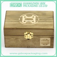 pine wood small lightweight wood box