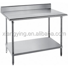 stainless steel plant factory workshop industrial work table