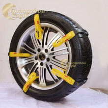 Car Snow Chains With Kn Series With Ice Breaker Nail