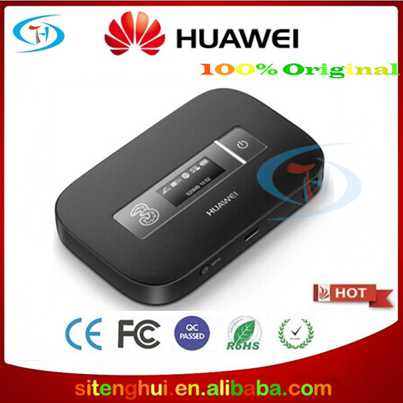 Unlocked HuaWei 3G/4G wireless router 42M Ultra 3G Pocket WiFi Router E5756