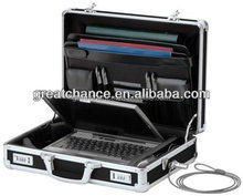 "17"" Aluminum Locking Briefcase/Laptop Case(XY-564)"