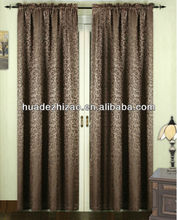 "home style stock curtain finished curtain54""*84"""