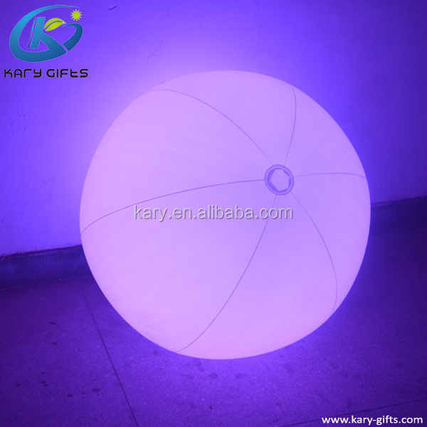 Gliant Bubble PVC Inflatable Belly Disco LED Bumper Ball