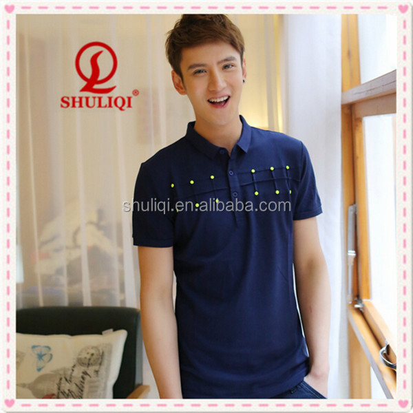 Wholesale Blank Mens Polo Shirt Custom Private Label