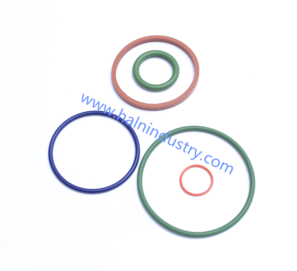 Molded Silicone Rubber O Ring