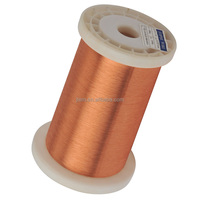polyurethane enameled round copper wire,