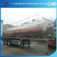 Transport Crude Oil Aluminum Alloy Tank