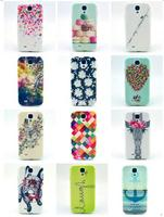 Flying Balloons & House Protecting Soft TPU Back Case for Samsung Galaxy S4 I9500