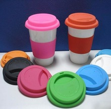 Custom Silicone Cup Cover Cheap Silicone cover For Cup
