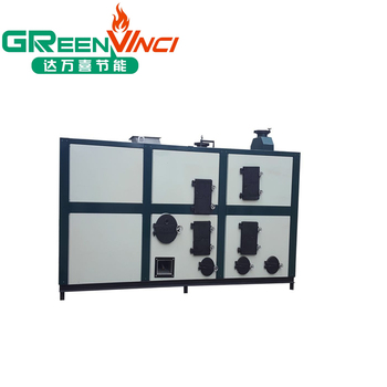 Greenvinci Biomass hot air generator fired Wood chips Rice husk Forestry waste Agricultural waste for greenhouse