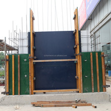 The specification of formwork plywood