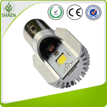 Motorcycle parts! 6w COB led motorcycle lighting, BA20D motorcycle led lighting, motorcyle led light bulb
