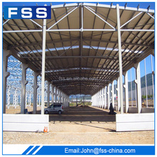 Steel structure warehouse qingdao building bed house