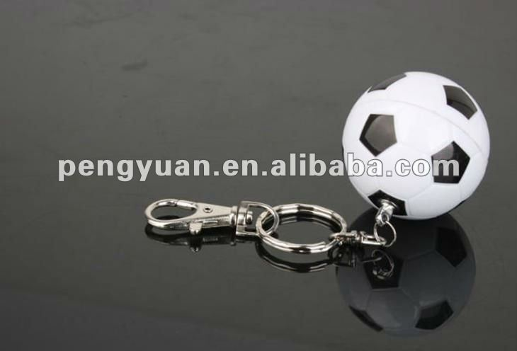 Key ring usb football, football usb pen drive (PY-U-048)