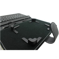 7,8,9,9.7 ,10 inch Universal Tablet Case , leather tablet keyboard case, Plastic USB keyboard