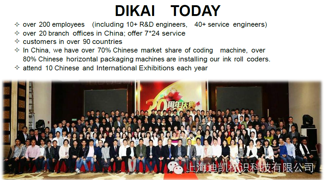 High Quality DK-802 Expiry Date Coder for Vertical Package Machine