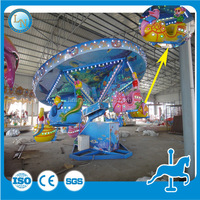 Fairground attraction ride ! indoor children theme park games