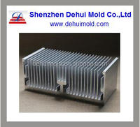 Customized aluminum extrusion/extruded heat sink/heatsink (high-quality products and competitive price)