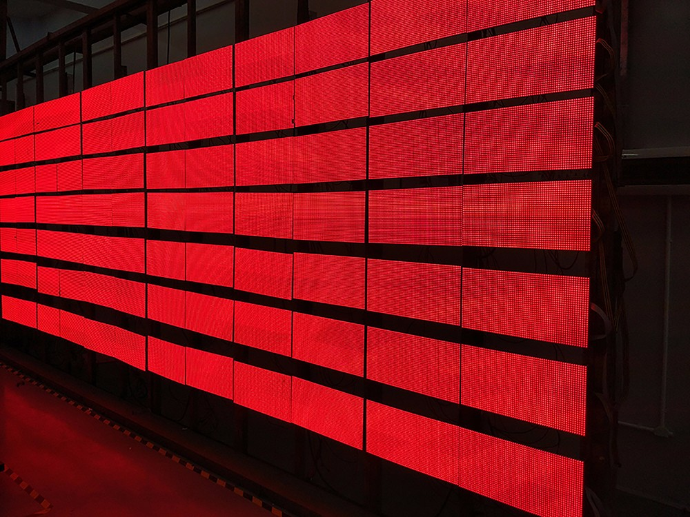 Customized Red Max7219 32*32mm dot matrix led display control module