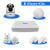 Wireless Smart Home System,Home Automation module Wifi Domotica alarm System