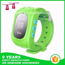 2016 new fashion GEO electronic fence gps tracker smart watch for kids