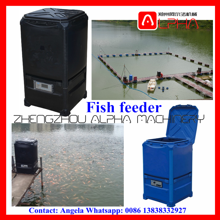 fish farm feeder/electric fish feeder/automatic feeder for fish