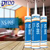 General purpose glass silicone sealant for roofing