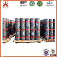 Polyester Modified Bitumen Asphalt Roll Roofing Felt