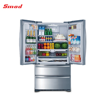 542L Large Capacity French Door Refrigerator