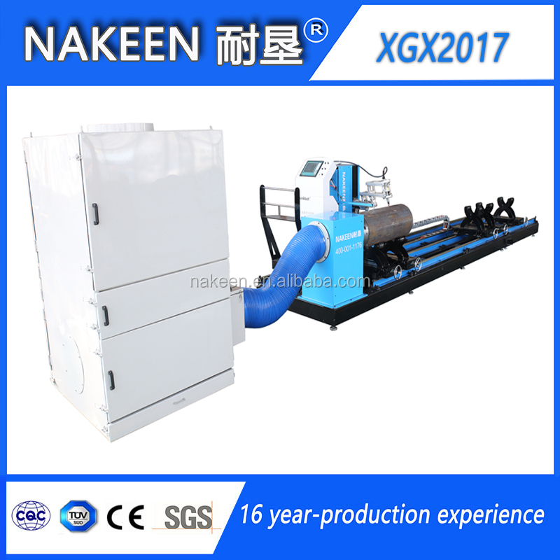 Five Axis CNC Pipe Profile Plasma Cutting Machine