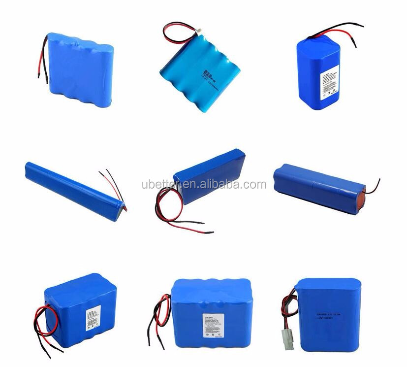 Recycle rechargeable battery pack 12V 30ah lithium ion battery pack for E-vehicle battery