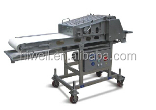 High Quality Automatic Steak Flattening Machine For Steak Food