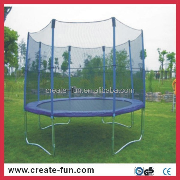 CreateFun TUV/GS 2.13 Meter jumping bungee fitness trampoline beds