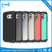 Wholesale mobile phone case for Samsung galaxy S6,Factory price smartphones case for Samsung galaxy S6