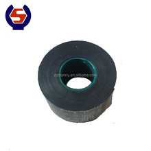 High Voltage Black Self Splicing Tape Silicone Butyl Rubber Tape
