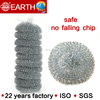 galvanized wire mesh scourer/cleaning ball/scrubber