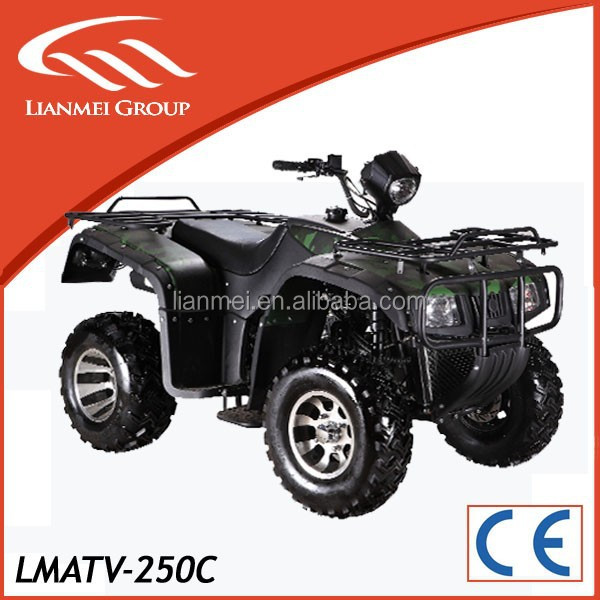250cc 4 wheeler atv for sale from china