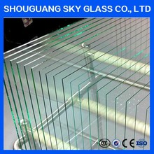 1.3mm 1.5mm 1.8mm 2.0mm Clear Sheet Glass Fhoto Frame CE Certificate