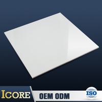 China Supplier Double Loaded Solid Color Porcelain Tile 32X32